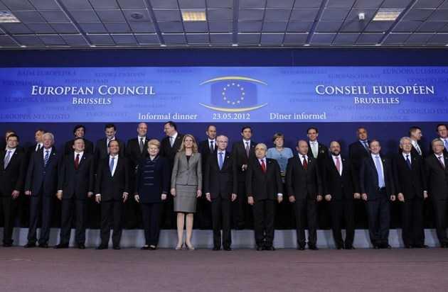 Summitul de la Bruxelles: 5 PASI CATRE STATELE UNITE ALE EUROPEI