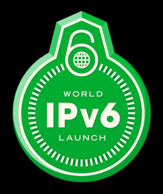 """6.06.2012: LANSAREA IPv6, """"zi istorica"""" pentru INTERNET. Etapa importanta pentru INTERNETUL OBIECTELOR"""