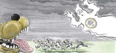 ALEGERI GRECIA: populatia face retrageri masive din banci, Tsipras braveaza, Hollande ameninta cu excluderea din UE