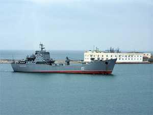 Rusia trimite doua nave de razboi la Tartus (SIRIA)