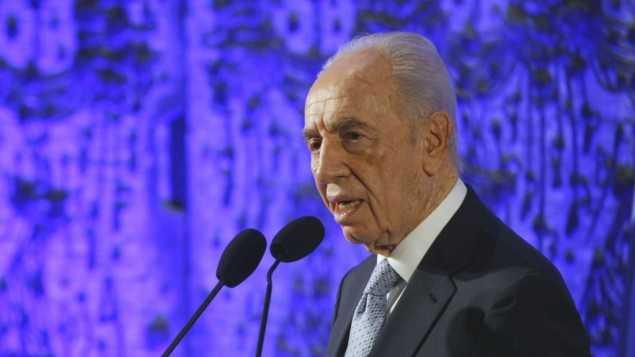 Shimon Peres, presedintele Israelului, ameninta cu razboiul: TIMPUL IRANULUI A EXPIRAT!