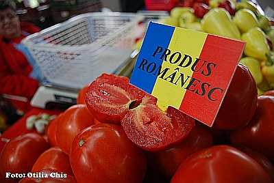 SUPERMARKETURILE devin tot mai dominante pe piata interna, OCOLIND PRODUSELE AGRICOLE ROMANESTI