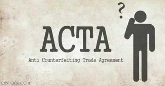 ACTA REVINE SUB FORMA CETA. Cenzura internetului poate fi re-introdusa printr-un tratat UE-Canada