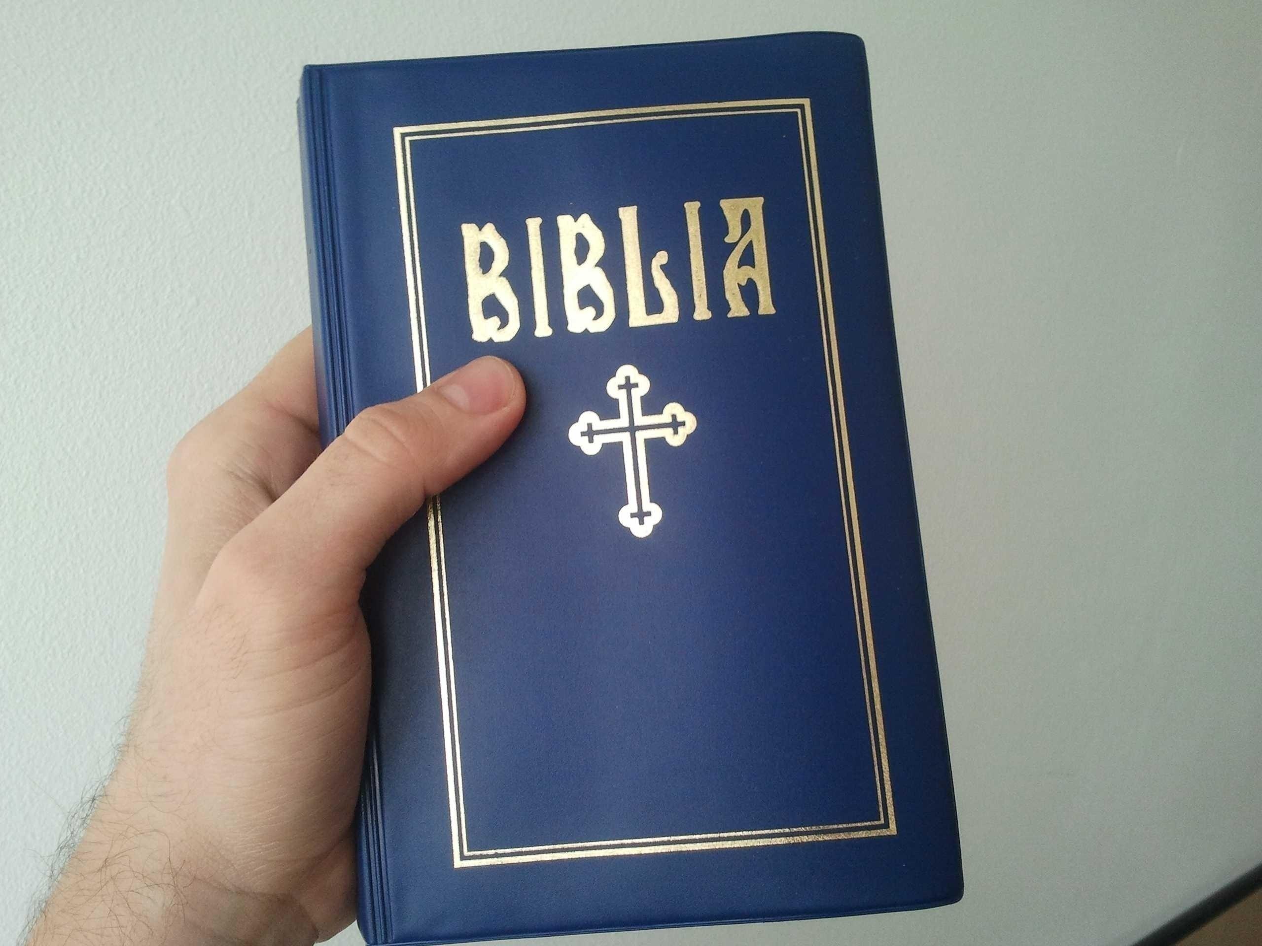 Mitropolia Moldovei (Patriarhia Moscovei) avertizeaza cu privire la BIBLIA PROTESTANTA a cotidianului <i>Adevarul</i>