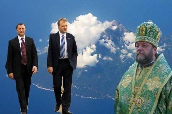 """Rogozin trimite """"experti"""" in Transnistria/ Premierul Moldovei si seful regiunii separatiste merg la ATHOS"""