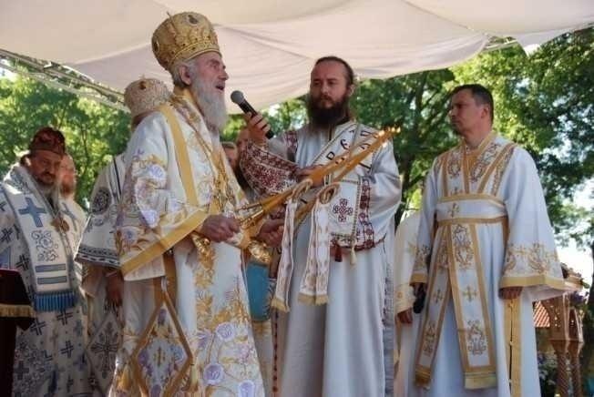 """Patriarhul Irineu al Serbiei: """"KOSOVO ESTE IERUSALIMUL NOSTRU""""/ UE+SUA+Turcia vor acorda SUVERANITATEA DEPLINA Kosovo-ului albanez in septembrie"""