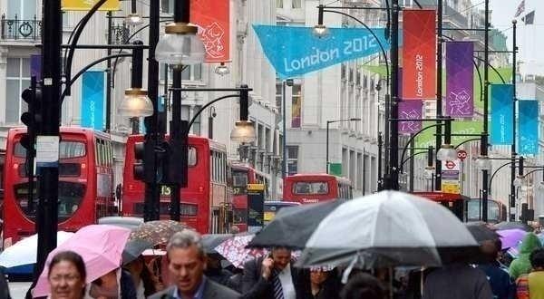 JOCURILE OLIMPICE LONDRA 2012: intarirea spiritului… ORWELLIAN al STATULUI POLITIENESC