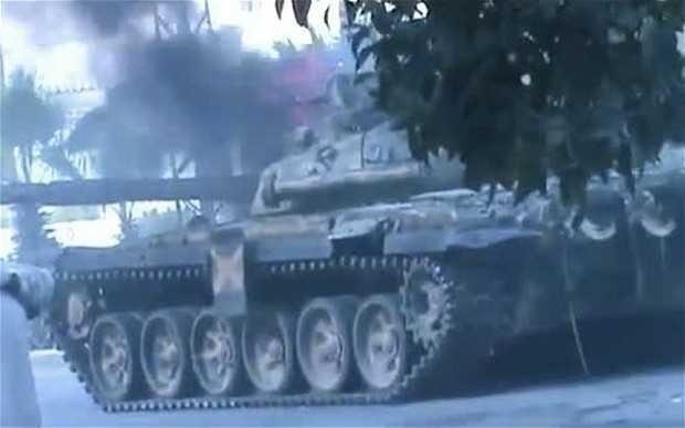 <b>Incepe razboiul? TURCIA vrea INTERVENTIE in SIRIA</b>/ Razboiul rece intre SUA si RUSIA