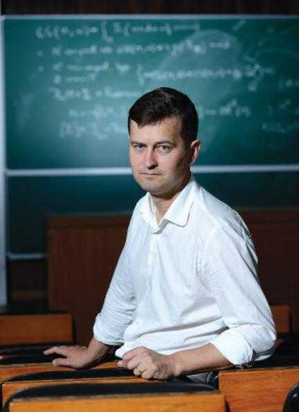 El a ales România. Sergiu Moroianu – Mister Matematică