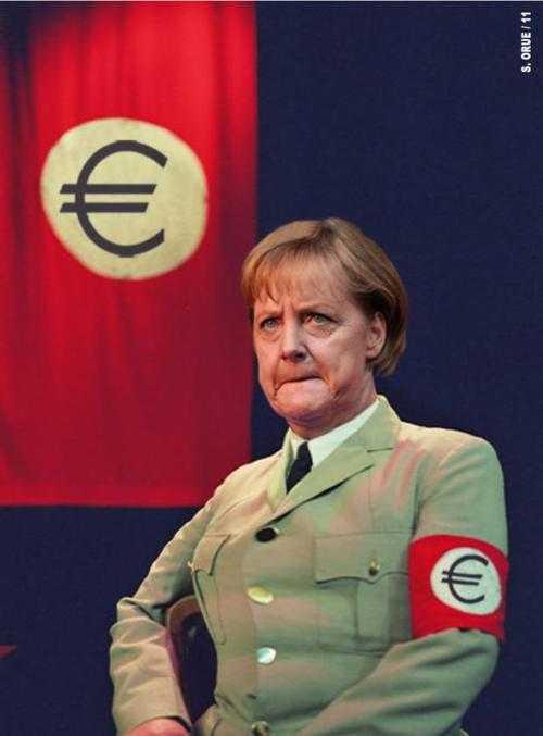 Angela Merkel face presiuni pentru NOU TRATAT EUROPEAN. Inca un motiv pentru care ROMANIA NU TREBUIE SA MISTE-N FRONT…