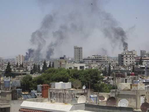 Siria: CRESTINII IN PERICOL