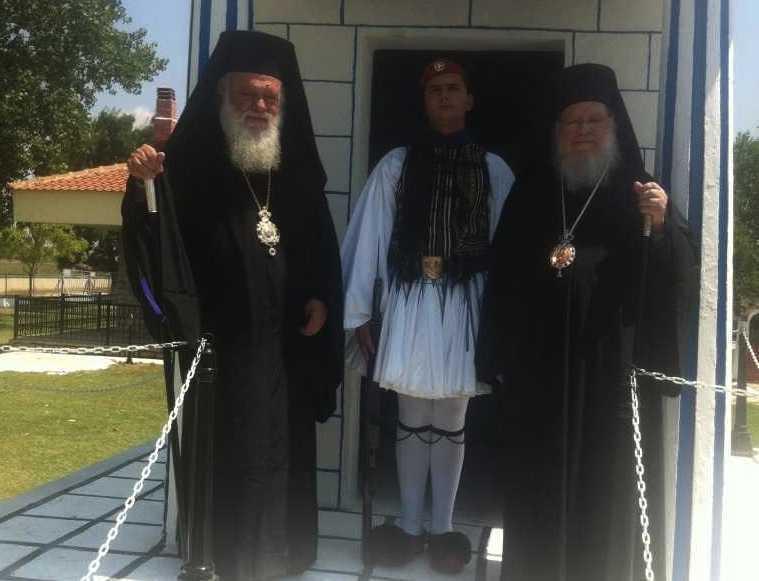 Arhiepiscopul Ieronim al Greciei: CRESTINISMUL NOSTRU ESTE AL SFANTULUI PAVEL, NU AL ANGELEI MERKEL