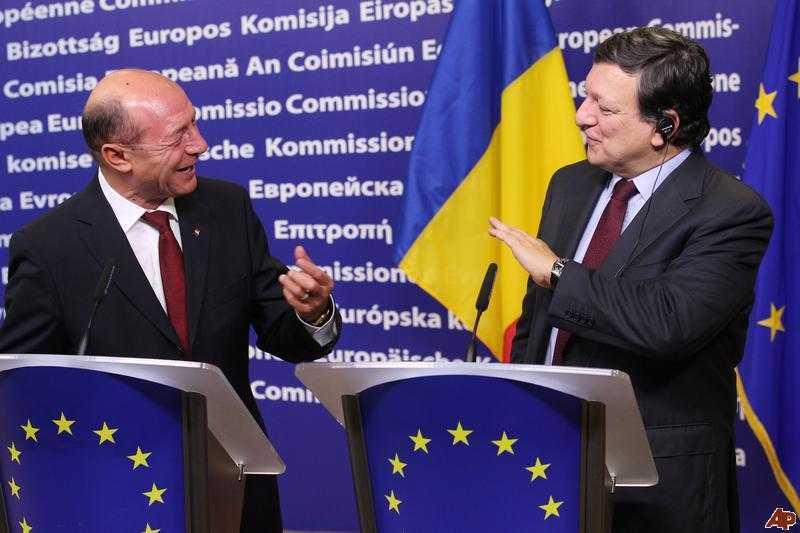 Al doilea DIKTAT EUROPEAN in favoarea lui Traian Basescu