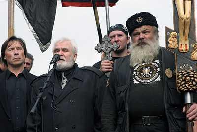 "Rusia: organizatii ortodoxe vor sa infiinteze un PARTID POLITIC ""ORTODOX"""