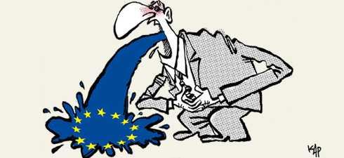 INALTA POARTA U.E. si PASALACUL ROMANIA. <b>Mecanismele ocupatiei pasnice, prin cozi de topor</b>. MIZELE FEDERALIZARII &#8220;GERMANE&#8221; si ASASINAREA DEMOCRATIEI. <i>Momentul crucial despre care nu se vorbeste!</i>