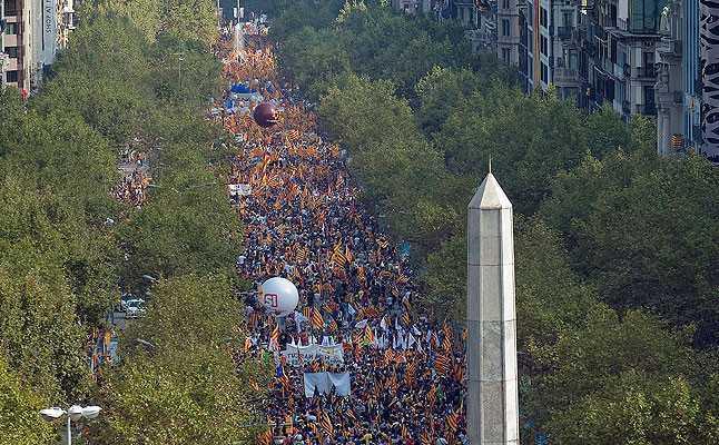 Se rupe Spania? <i>CATALONIA, NOUL STAT AL EUROPEI</i>. Precedent pentru Tinutul Secuiesc sau chiar INDEPENDENTA TRANSILVANIEI?