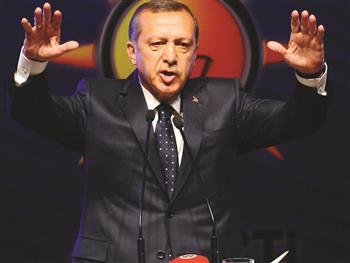 """ERDOGAN DEZLANTUIT. Considera atentatul din Noua Zeelanda ca fiind """"ceva organizat"""" prin care li se transmit """"mesaje"""" turcilor/ """"SFANTA SOFIA NU VA MAI REDEVENI NICIODATA BISERICA""""/ Presedintele Turciei refoloseste peiorativ termenul otoman de GHIAUR"""