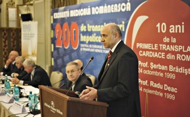 Promotorul transplantului de organe, masonul IRINEL POPESCU, face si APOLOGIA ORGANISMELOR MODIFICATE GENETIC