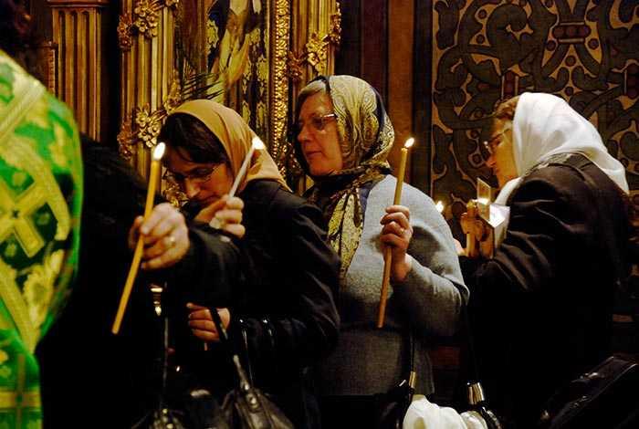 impartasire femei Patriarhie