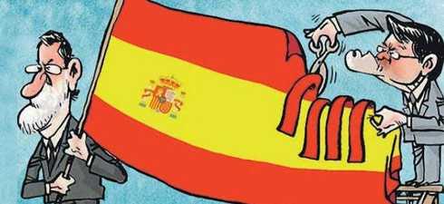 "SPANIA: REFERENDUM PENTRU SECESIUNE. ""Este ca in 1936!"""