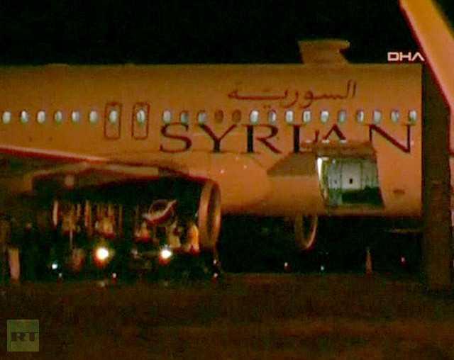 TENSIUNI INTRE TURCIA SI RUSIA pe tema unui transport aerian de la Moscova la Damasc. ERDOGAN ACUZA, PUTIN AMANA