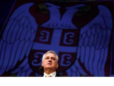 Presedintele Serbiei, Nikolic: SERBIA RENUNTA LA EUROPA DACA I SE IMPUNE RECUNOASTEREA KOSOVO