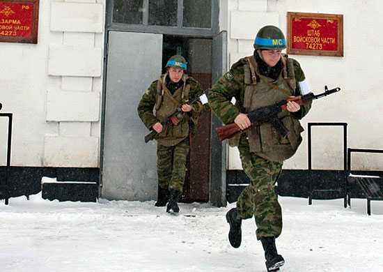 Rusia isi INARMEAZA TRUPELE DIN TRANSNISTRIA