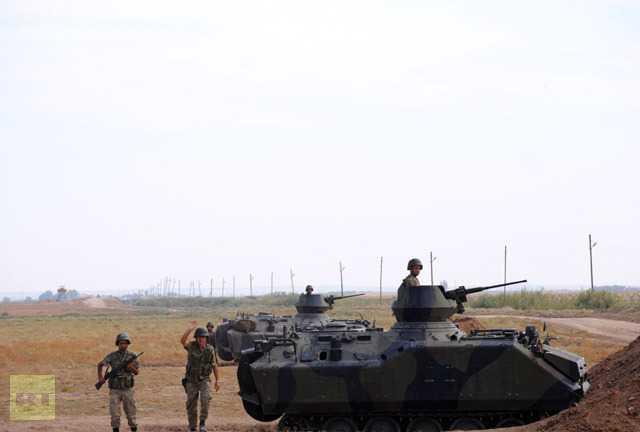TURCIA VS SIRIA: Erdogan Magnificul, RAZBOIUL TOTAL, pacea si dezinformarea