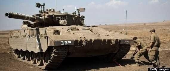 Siria: conflictul se extinde. ISRAEL a atacat pozitii ale artileriei armatei siriene/ NATO alaturi de Turcia