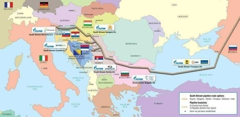 Rusia inchide (semi)cercul SOUTH STREAM: a semnat si Bulgaria acordul final