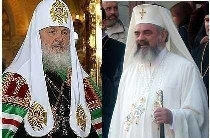 PATRIARHUL DANIEL: surprinzator mesaj de solidaritate fata de BISERICA RUSIEI si Patriarhul Kirill, care… nu se regaseste si pe siteul Patriarhiei Romane