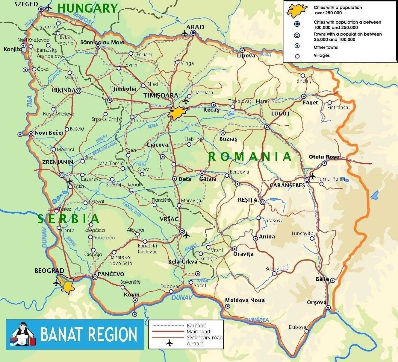 Inca un subiect autonomist: REPUBLICA BANATEANA