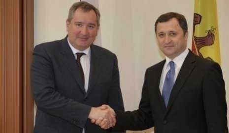 """Republica Moldova fata cu """"REVIZORUL"""" ROGOZIN. Agenda """"discutiilor"""": consulate rusesti la TIRASPOL si BALTI si POLITICA ENERGETICA"""