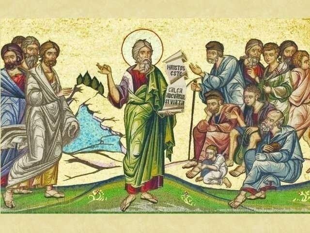 SFANTUL APOSTOL ANDREI: IZVORUL CRESTINISMULUI ROMANESC/ <i>&#8220;Fara patriotism ramanem cu cadavrul unui neam si mormantul unei patrii&#8221;</i>