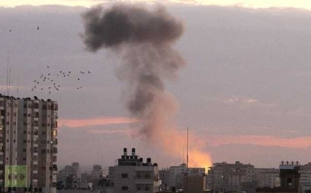 Israel ar putea sa invadeze FASIA GAZA dupa ce TEL AVIV a fost TINTA RACHETELOR HAMAS. Moscova critica reactia DISPROPORTIONATA a Israelului