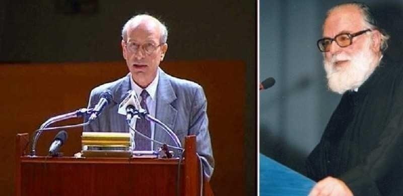 Parintele Gheorghe Metallinos si teologul Dimitrie Tselenghidis, invitati de IPS Teofan la SEMINARUL DIN IASI (6 NOV. 2012)