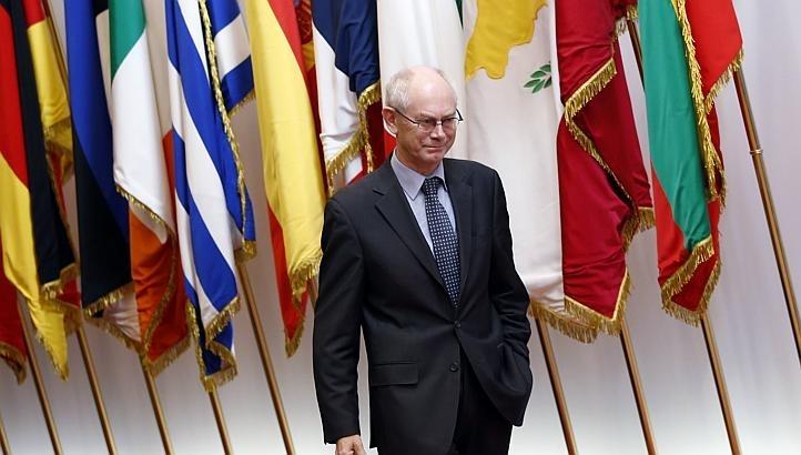 Van Rompuy propune un BUGET UE care DEFAVORIZEAZA DRASTIC Romania si Estul European