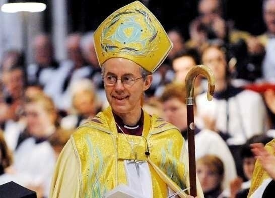 """Noul """"arhiepiscop"""" de Canterbury al confesiunii Anglicane sustine HIROTONIREA FEMEILOR SI """"CASATORIILE"""" HOMOSEXUALE"""