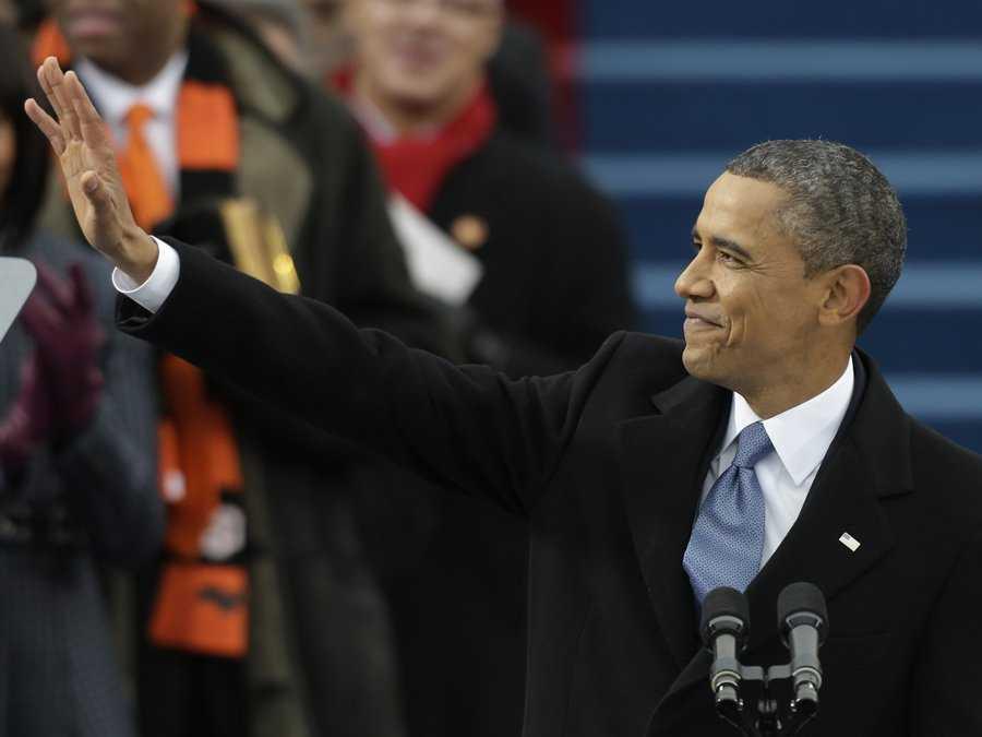 Obama a sustinut CASATORIILE HOMOSEXUALE in discursul INAUGURAL de presedinte al SUA