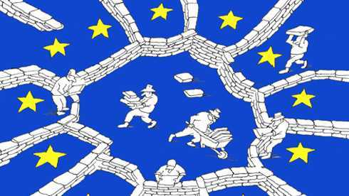 Referendum in Albania pentru unirea cu KOSOVO?/ Efectul de domino al SECESIONISMULUI federalismului european