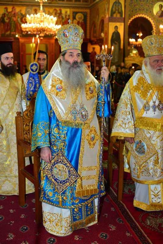 Mitropolitul Serafim de Pireu: <b>dovedire amanuntita a LUCIFERISMULUI ANTIHRISTIC continut in CULTUL MASONERIEI</b>