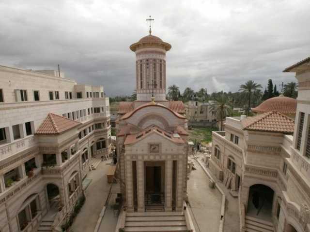 PATRIARHIA IERUSALIMULUI A RELUAT COMUNIUNEA CU PATRIARHIA ROMANA, recunoscand Asezamantul Romanesc de la Ierihon
