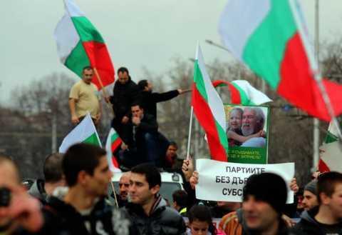 bulgaria proteste sofia