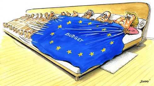 <i>Europa bogata inchide robinetul Europei sarace</i>. BUGET al SUBDEZVOLTARII pentru Romania