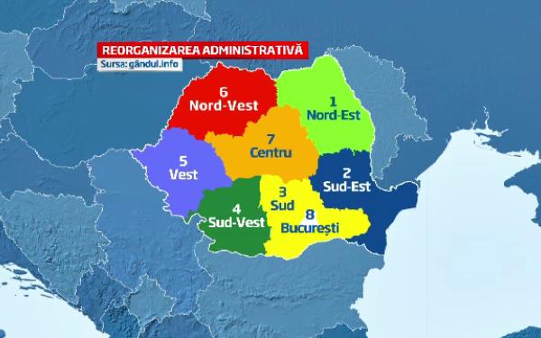 regionalizarea