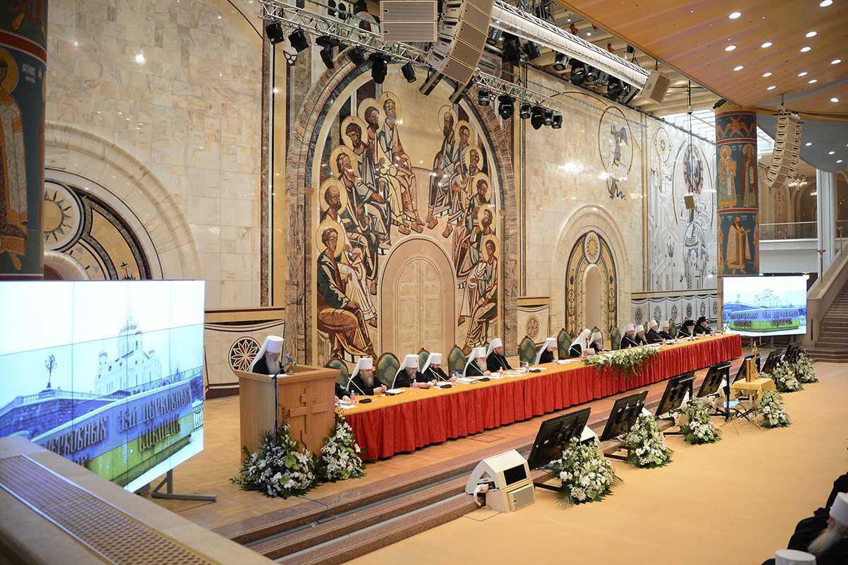 Sinodul Bisericii Rusiei despre ACTELE ELECTRONICE si noile tehnologii de SUPRAVEGHERE (<i>document oficial</i>)