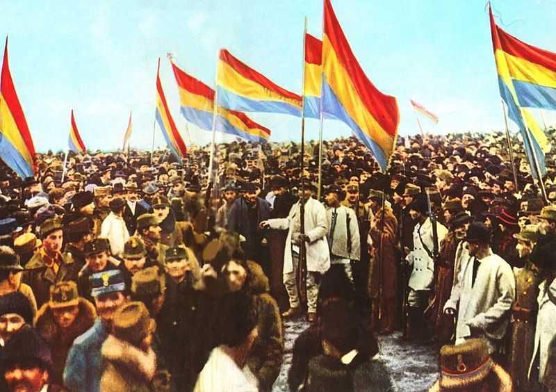 ACADEMIA ROMÂNĂ – APELUL DISPERARII pentru pastrarea identitatii, suveranitatii si unitatii nationale