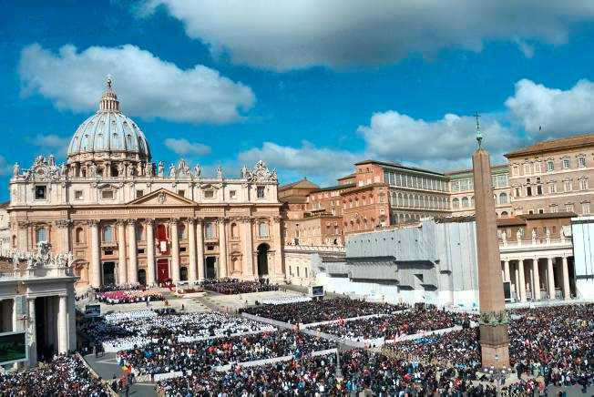 VATICAN-POPE-INAUGURATION-MASS