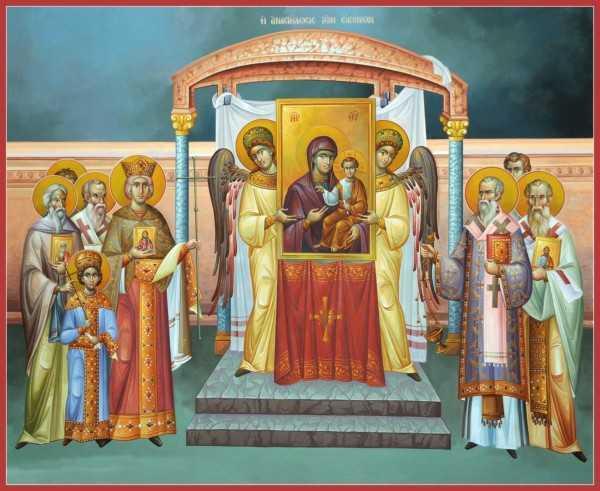 """DE CE ICOANA NU E IDOL SI DE CE NE INCHINAM LA ICOANE?/ Sensul duhovnicesc al Duminicii Ortodoxiei: <i>""""Frumosul liturgic in absenţa rigorii dogmatice esueaza in sentimentalism siropos""""</i>/ INTERVIU CU IPS IUSTINIAN despre POST (video)"""
