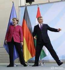 CONSTITUTIA NEOFASCISTA A UNGARIEI, dubla masura strigatoare la cer a euroatlanticilor si REALPOLITIK-ul Germaniei